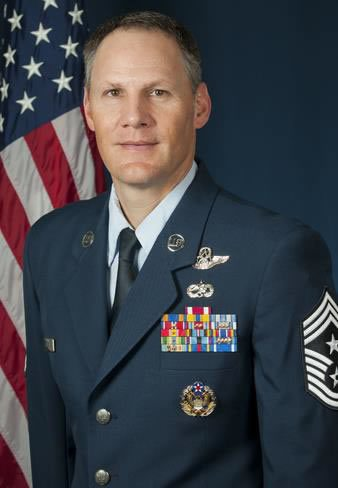 Chief Master Sergeant Steven J. Pyszka State Command Chief California Air National Guard