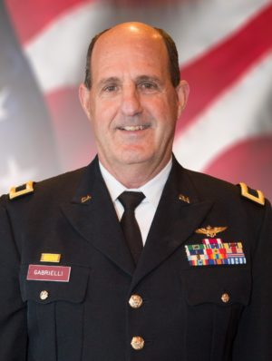 Brigadier General James L Gabrielli Youth and Community Programs Commander