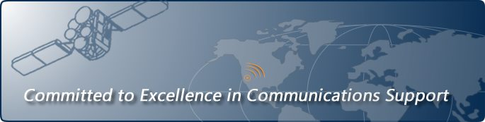 Committed to Excellence in Communications and Support Banner