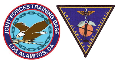 Joint Forces Training Base Los Alamitos Symbol