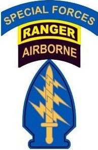 Special Forces Ranger Airborne Symbol