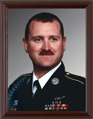 Staff Sergeant David S. Perry