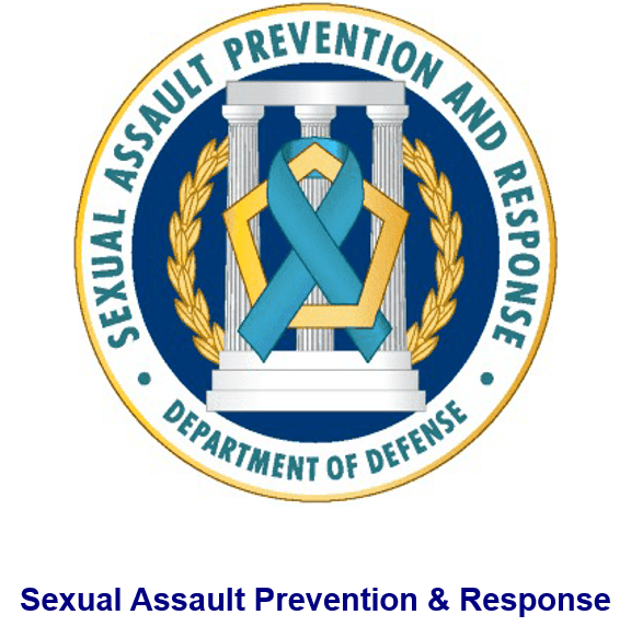 Visit DoD Sexual Assault Prevention and Response Website