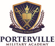 Porterville Military Academy Logo