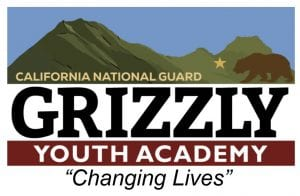 California National Guard Grizzly Youth Academy Logo