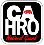 CA HRO National Guard Logo