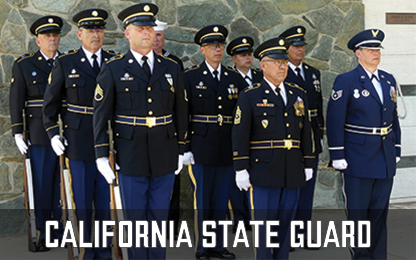 California State Guard Soldiers